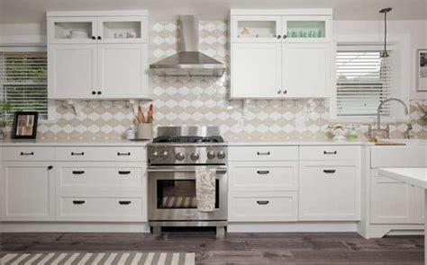 redesigning kitchen white decorating ideas brighten up old cottage renovation