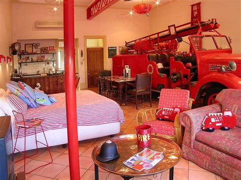 Kinderzimmer Gestalten Junge Feuerwehr by D 233 Co Chambre Annee 40