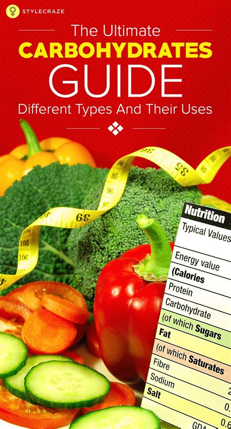carbohydrates uses the ultimate carbohydrates guide different types and