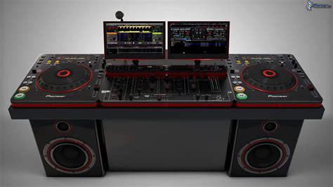 console per dj dj console