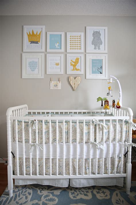where the things are crib bedding whimsical quot where the things are quot themed nursery the