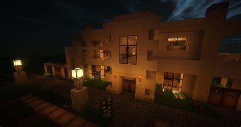 imagenes epicas de minecraft gratis illustrasjon minecraft arkitektur moderne hus