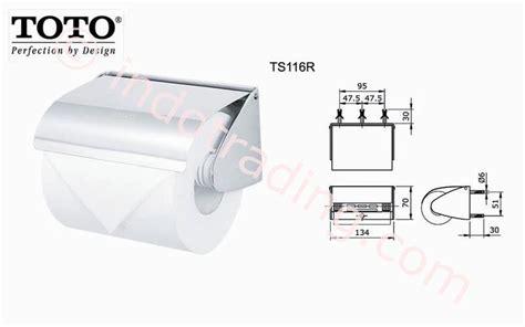 Cermin Kamar Mandi Toto jual aksesoris kamar mandi tempat tisu toto ts116r harga