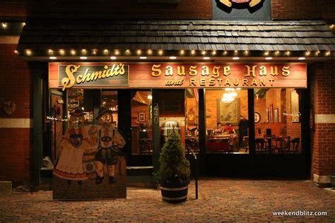 deutsches restaurant neumünster schmidt s restaurant sausage haus columbus ohio
