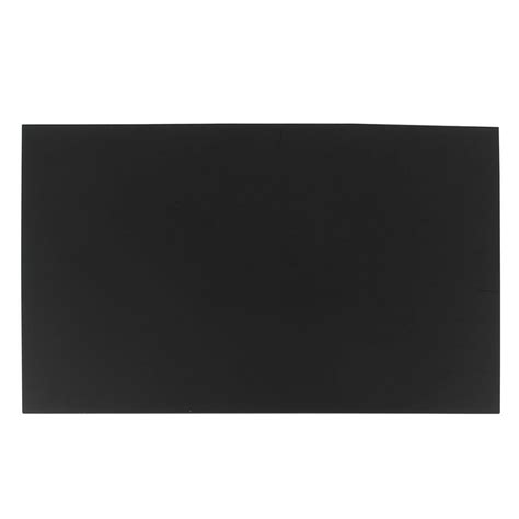 Acrylic A3 3mm black plastic acrylic perspex sheet a3 size