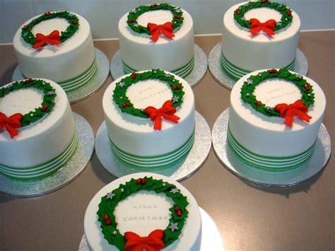 Miniatur Cake 2 Susun Miniature Fruit Cake mini cakes cakecentral