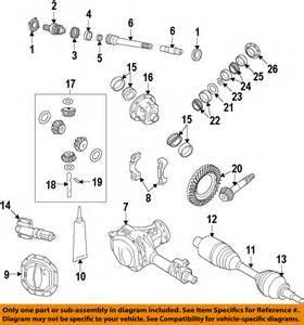 Mopar Dodge Ram Parts Dodge Ram Front Axle Output Stub Shaft 52114382ae Oem