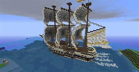 floating boat stem project steam sail powered yacht floating thinger minecraft project