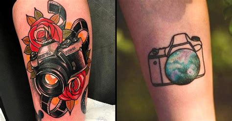 trigger happy tattoo 15 lit ideas for the raving photographer tattoodo