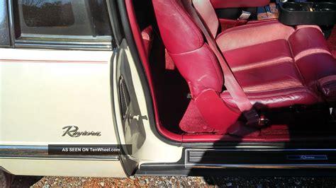 remove rear door trim 1989 buick riviera 1989 buick riviera luxury coupe 2 door 3 8l