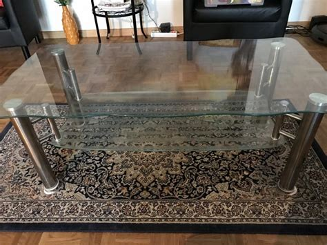 for sale zurich glass coffee table living room table