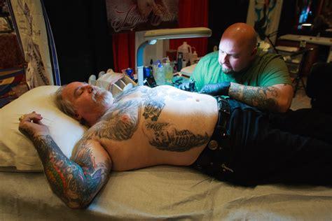 tattoo expo washington francis chung