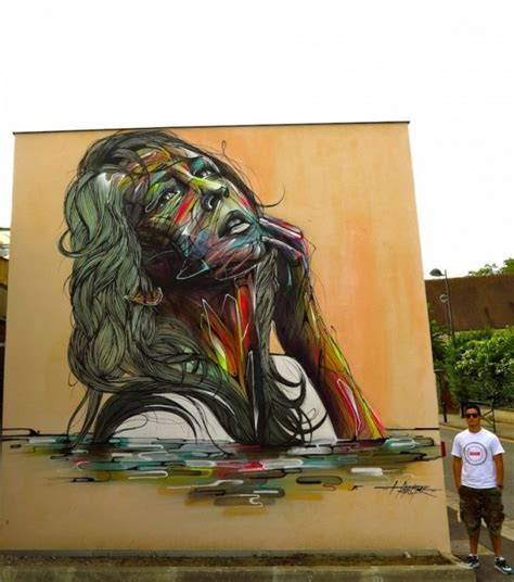 los mejores murales urbanos  grafittis del mundo
