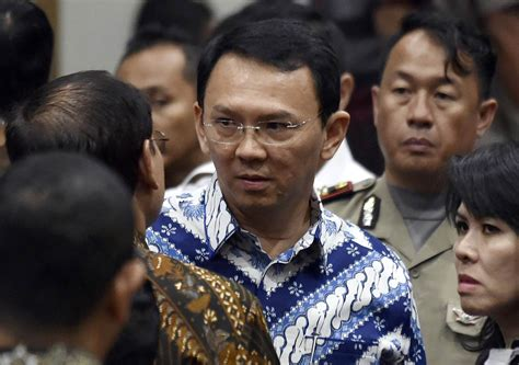 ahok religious blasphemy jakarta governor ahok jailed for blasphemy over viral