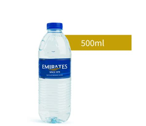 emirates water products