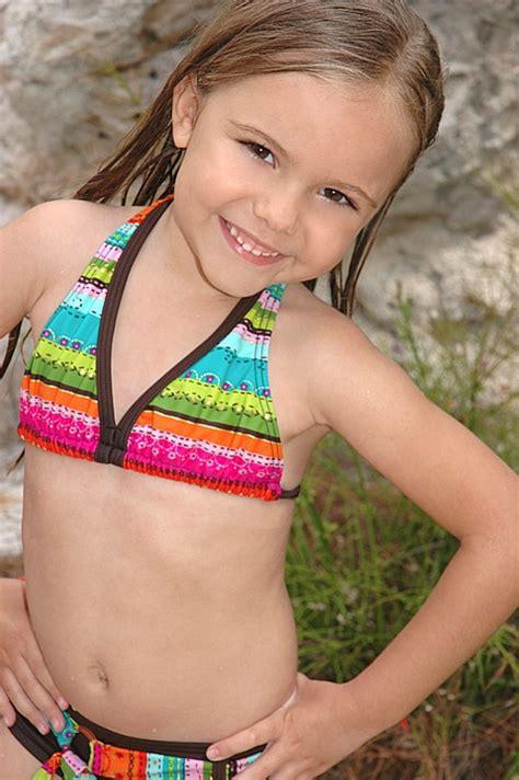 young little girls bikinis free photo girl in bikini colorful bikini free image