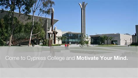 Cypress College Calendar Educational Excellence