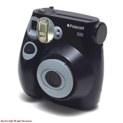 polaroid 300 instant black polaroid pic 300 instant print black point and
