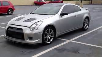 Infiniti G35 Gtr Kit 2003 Infiniti G35 Coupe Modified With Gtr Kit Conversation