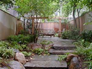 new york city townhouse garden traditional landscape