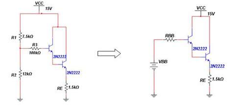transistor darlington calculo configuraci 243 n darlington p 225 2 monografias
