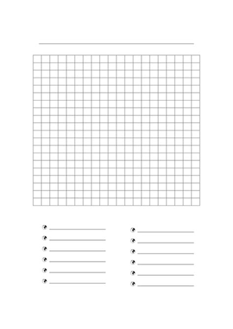 word search template blank wordsearch by freckle06 teaching resources tes