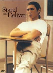 Stand And Deliver Essay by Stand And Deliver 1988 On Collectorz