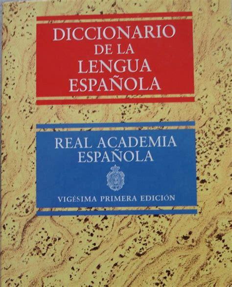 diccionario de la lengua 842460685x opinions on diccionario de la lengua espa 241 ola