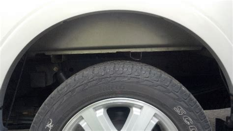 rugged liner wheel well liners rugged liner wheel well covers ford f150 forum community of ford truck fans