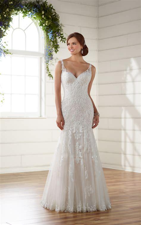 vintage wedding dresses cardiff vintage boho wedding dress with pearl beading essense of australia
