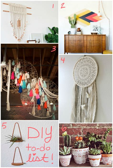 diy bohemian home decor my southwestern decor diy to do list