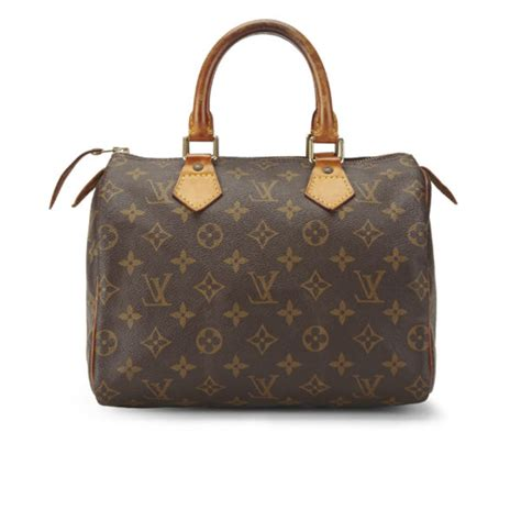 louis vuitton womens monogram speedy grab bag multi