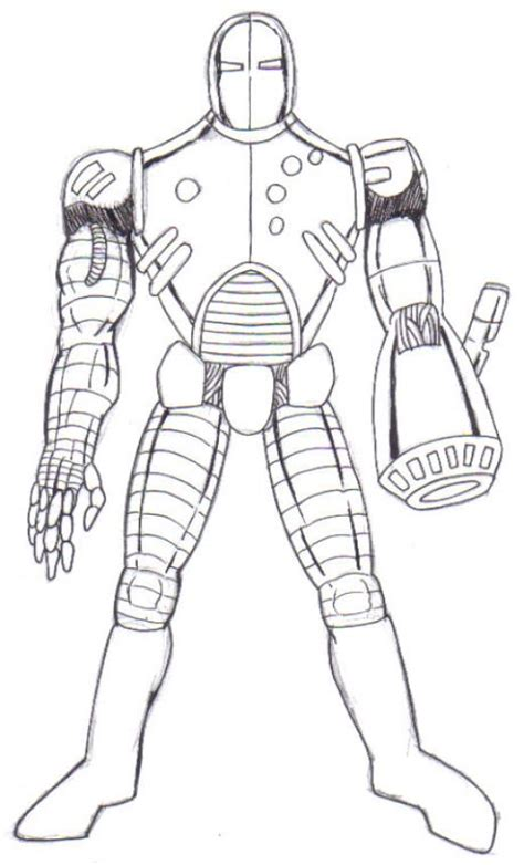 Drawing Robot by Drawing How To Draw A Robot Hubpages
