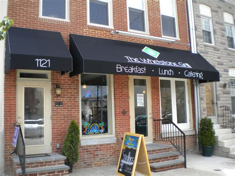 awnings for business commercial awnings a hoffman awning co