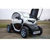 Renault Twizy We Drive The Bonkers Moon Buggy EV  SlashGear