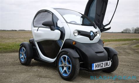 twizy renault renault twizy we drive the bonkers moon buggy ev slashgear