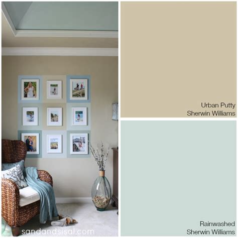 Paint Color Ideas For Bathroom my coastal colors sand and sisal