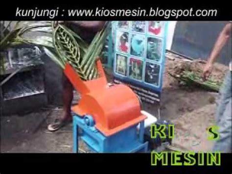 Mesin Pencacah Rumput Halus mesin perajang pencacah giling rumput alang alang