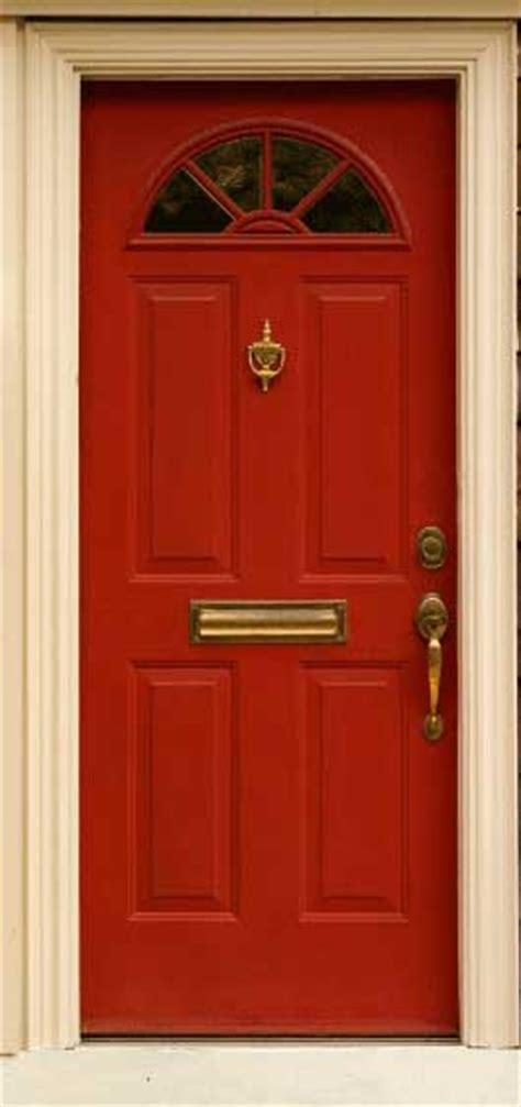 How To Paint A Fiberglass Door by Front Door Fiberglass