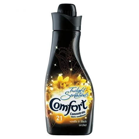 comfort sensations comfort twilight sensations vanilla and black orchid