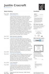 Underwriting Manager Sle Resume by Underwriter Cv 214 Rneği Visualcv 214 Zge 231 Miş 214 Rnekleri Veritabanı