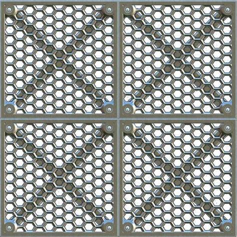 Ceiling Grate by Corridor Grate Pattern Ceiling Tile