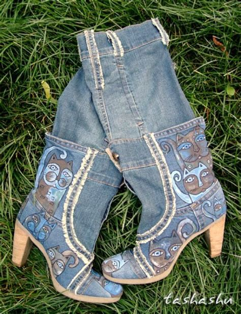 diy denim shoes 78 best images about denim shoes on