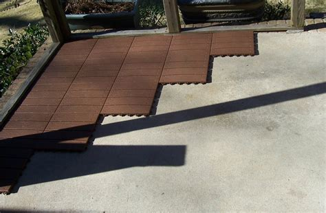 snap together deck tiles and accessories doherty house
