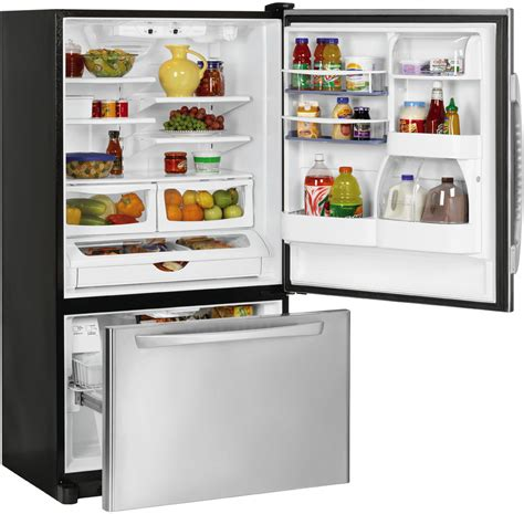 Stainless Steel Ref Cabinetcombi Cabinet Mgurf 120 amana abc2037des 20 3 cu ft easy reach plus cabinet