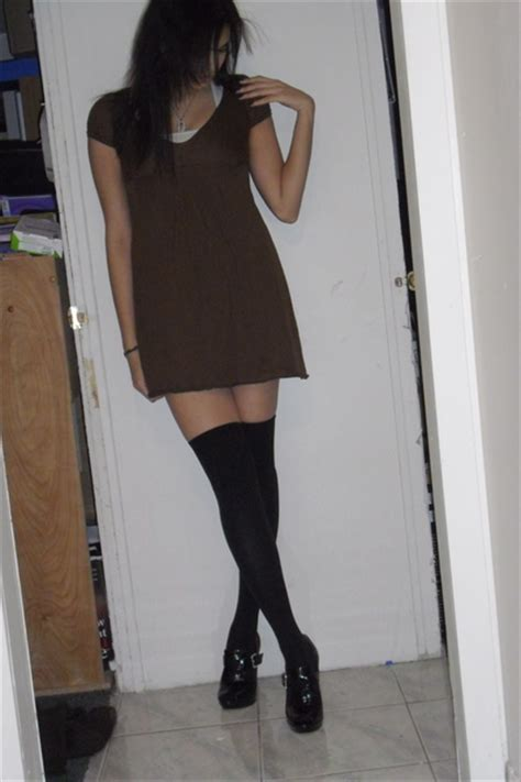 brown dresses black socks black shoes quot brown with