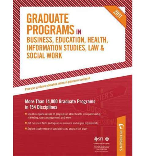 Business Doctoral Programs by Graduate Programs In Business Education Health