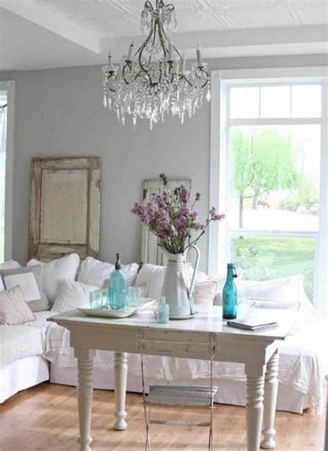 pastel colors and creativity turning rooms into modern shabby chic interiors