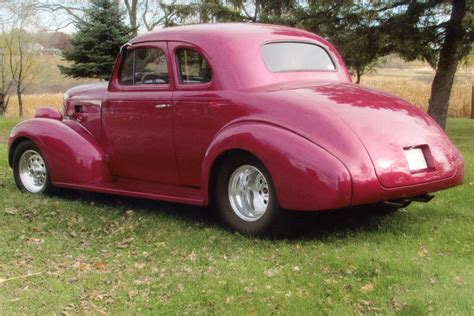 1939 chevy coupe 1939 chevrolet custom coupe 189622