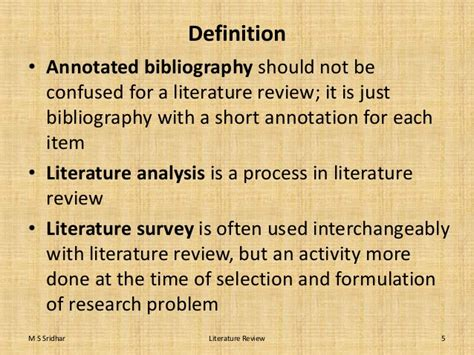 review of the literature exle for a research paper importance and issues of literature review in research